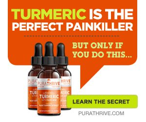 Pura Thrive Liquid Turmeric Extract