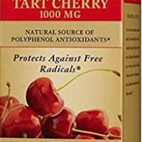 Solgar Tart Cherry Vegetable Capsules